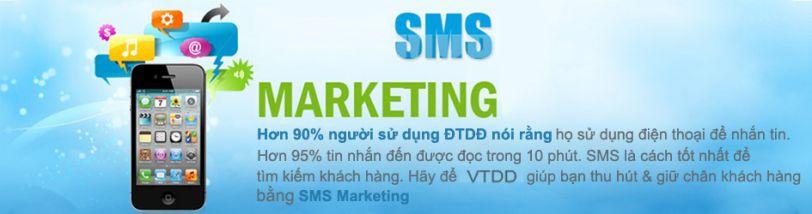 tin nhắn quảng cáo