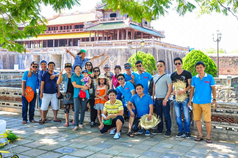 Chuyến đi Đà Nẵng - Huế - Hộ An 2015