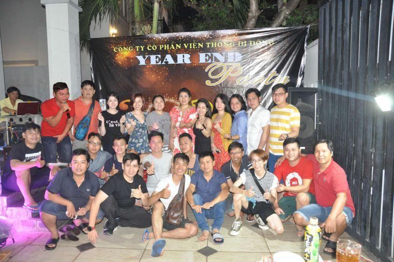 KỶ NIỆM 10 NĂM THÀNH LẬP - YEAR END PARTY